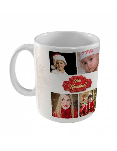 "Taza Personalizada ""COLLAGE"""