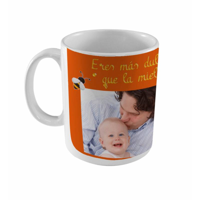 Taza Personalizada Papá 7